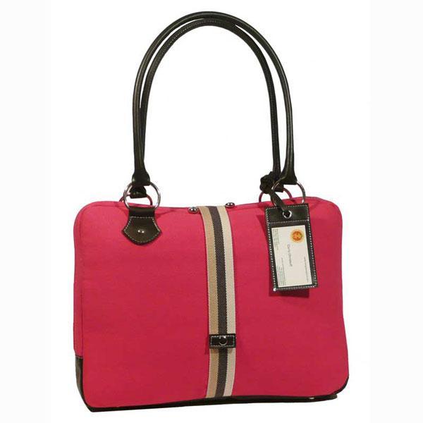 Dámská taška na notebook Mango Tango Laptop růžová 5dd4dbd400