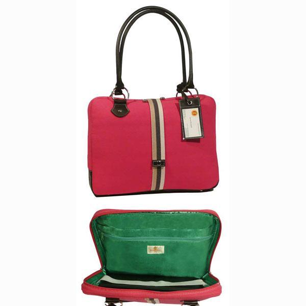 87df94cf01d Ladies Laptop Bags   Dámská taška na notebook Mango Tango Laptop růžová