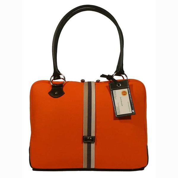 Dámská taška na notebook Mango Tango Laptop oranžová acc08e4482
