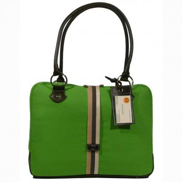 Dámská taška na notebook Mango Tango Laptop zelená