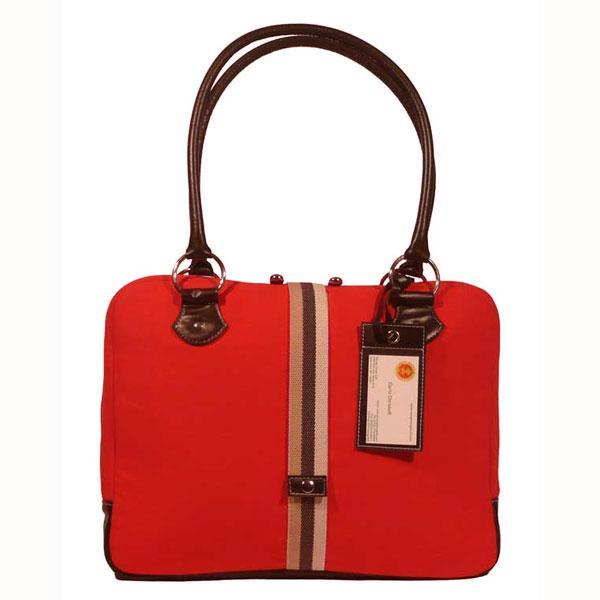 5a63ed71d8 Dámská taška na notebook Mango Tango Laptop červená